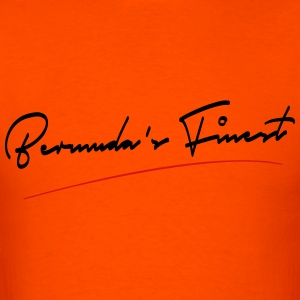 Bermuda Finest T-Shirts - Men's T-Shirt