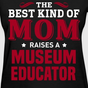 Museum Educator MOM - Women's T-Shirt