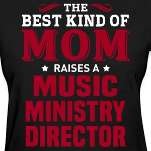 Music Ministry Director MOM - Women's T-Shirt