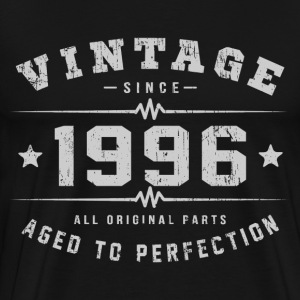1996 Aged To Perfection T-Shirts - Men's Premium T-Shirt