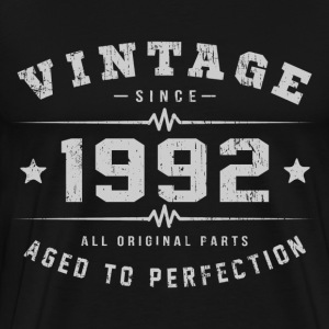 1992 Aged To Perfection T-Shirts - Men's Premium T-Shirt