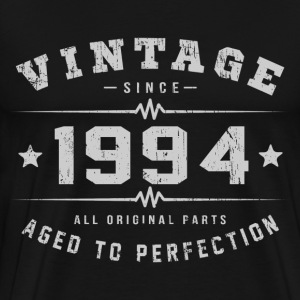 1994 Aged To Perfection T-Shirts - Men's Premium T-Shirt