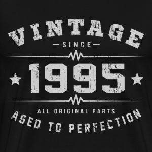 1995 Aged To Perfection T-Shirts - Men's Premium T-Shirt