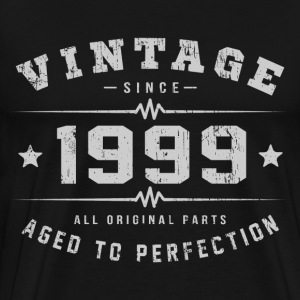 1999 Aged To Perfection T-Shirts - Men's Premium T-Shirt