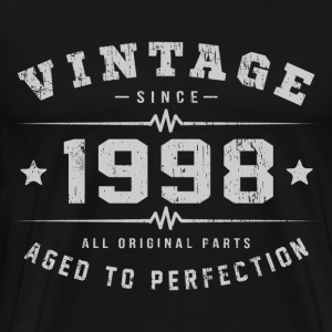 1998 Aged To Perfection T-Shirts - Men's Premium T-Shirt