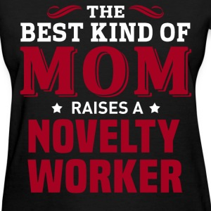 Novelty Worker MOM - Women's T-Shirt