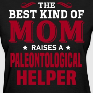 Paleontological Helper MOM - Women's T-Shirt