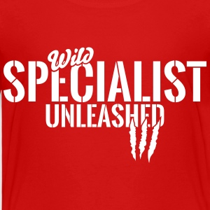 Wild specialist unleashed Baby & Toddler Shirts - Toddler Premium T-Shirt