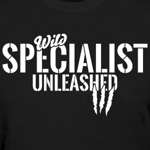 Wild specialist unleashed T-Shirts - Women's T-Shirt