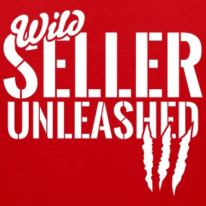 Wild seller unleashed Sportswear - Men's Premium Tank