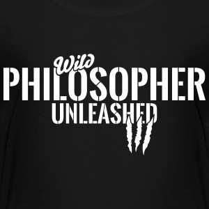 wild philosopher unleashed Kids' Shirts - Kids' Premium T-Shirt