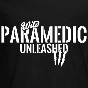 wild paramedic unleashed Kids' Shirts - Kids' Premium Long Sleeve T-Shirt