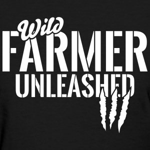 wild farmer unleashed T-Shirts - Women's T-Shirt