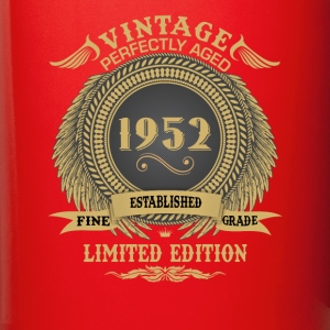 Vintage Perfectly Aged 1952 Limited Edition Mugs & Drinkware - Full Color Mug