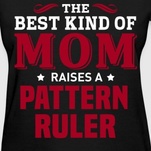 Pattern Ruler MOM - Women's T-Shirt