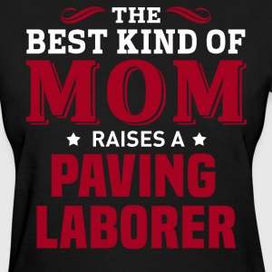 Paving Laborer MOM - Women's T-Shirt