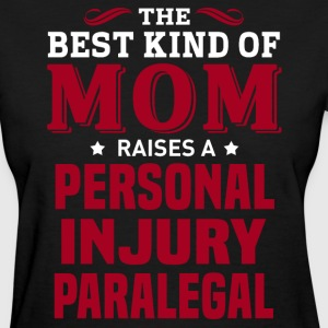 Personal Injury Paralegal MOM - Women's T-Shirt