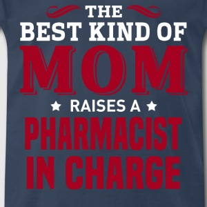Pharmacist in Charge MOM - Men's Premium T-Shirt