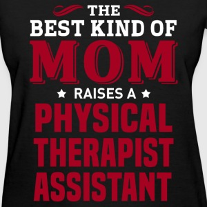 Physical Therapist Assistant MOM - Women's T-Shirt