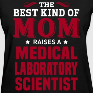 Medical Laboratory Scientist MOM - Women's T-Shirt