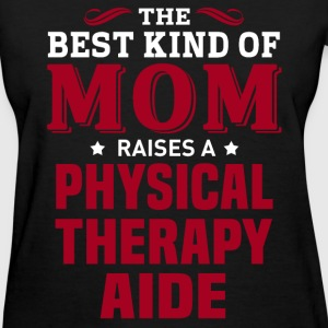 Physical Therapy Aide MOM - Women's T-Shirt