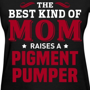 Pigment Pumper MOM - Women's T-Shirt