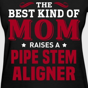 Pipe Stem Aligner MOM - Women's T-Shirt