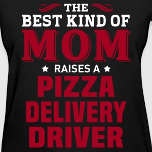 Pizza Delivery Driver MOM - Women's T-Shirt