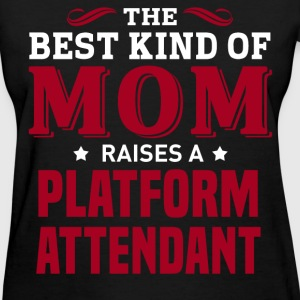 Platform Attendant MOM - Women's T-Shirt
