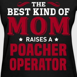 Poacher Operator MOM - Women's T-Shirt