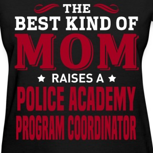 Police Academy Program Coordinator MOM - Women's T-Shirt