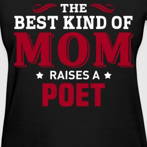 Poet MOM - Women's T-Shirt