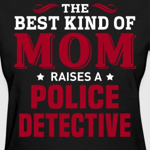 Police Detective MOM - Women's T-Shirt