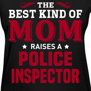 Police Inspector MOM - Women's T-Shirt