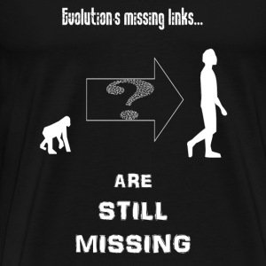 Evolution's Missing Links - Men's Premium T-Shirt