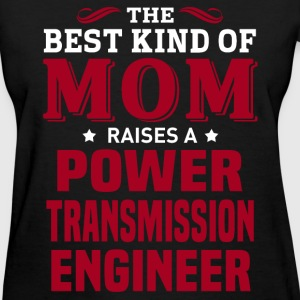 Power Transmission Engineer MOM - Women's T-Shirt