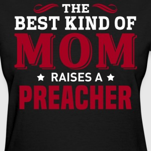 Preacher MOM - Women's T-Shirt