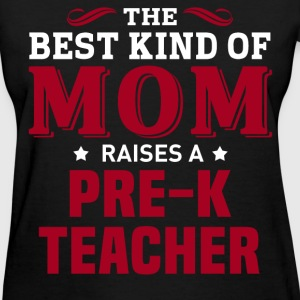 Pre-K Teacher MOM - Women's T-Shirt