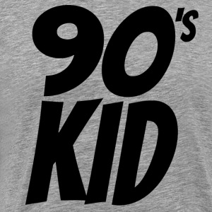 90's Kid T-Shirts - Men's Premium T-Shirt