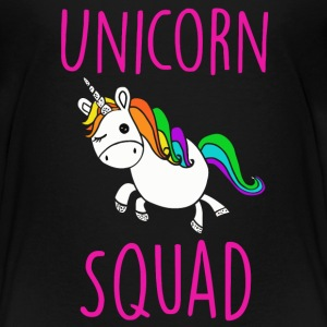 Unicorn Squad Cute Funny  - Kids' Premium T-Shirt