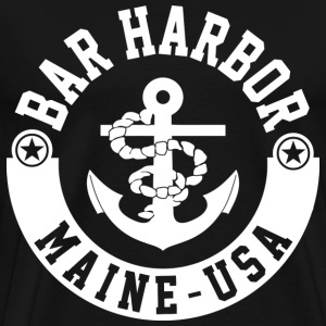 Bar Harbor T-Shirts - Men's Premium T-Shirt