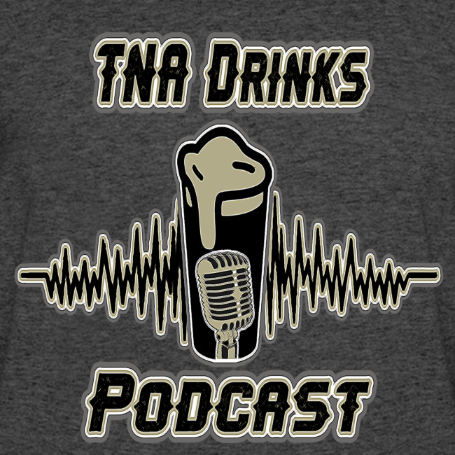 TNA Drinks Podcast Logo Tee - Men's