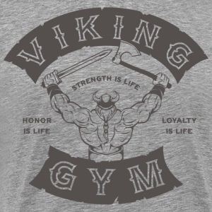 Viking Gym - Men's Premium T-Shirt