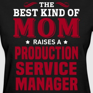 Production Service Manager MOM - Women's T-Shirt