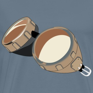 Goggles - Men's Premium T-Shirt