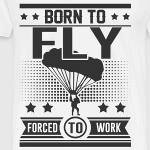 FLY 8918291278121.png T-Shirts - Men's Premium T-Shirt