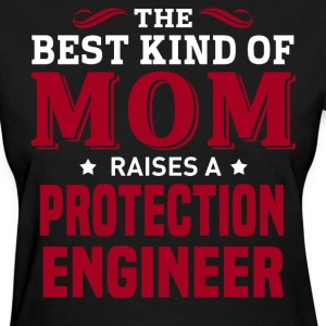 Protection Engineer MOM - Women's T-Shirt