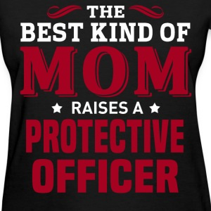 Protective Officer MOM - Women's T-Shirt