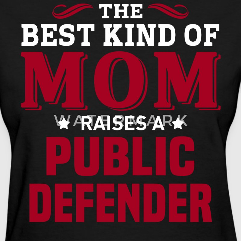 Public Defender MOM - Women's T-Shirt