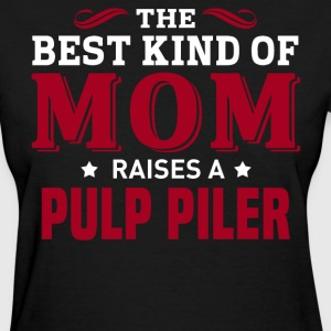 Pulp Piler MOM - Women's T-Shirt